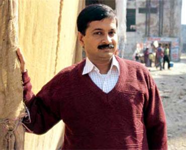 RTI activist Arvind Kejriwal
