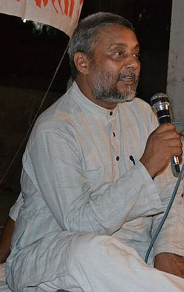 Rajendra Singh is popularly known as Water Man of Rajasthan