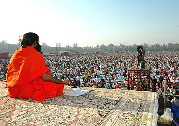 Will Baba Ramdev's protest be enough?