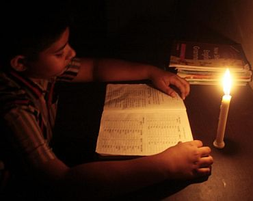 'People are living without power for days'
