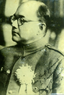 Through his life of suffering and sacrifice, Netaji has bequeathed his ideas, ideals and dreams to the next generation