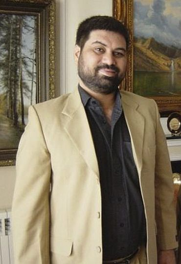 Pakistani journalist Syed Saleem Shahzad