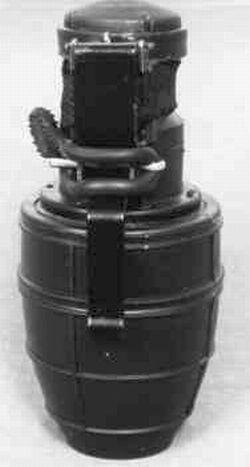 Shivalik multi-mode grenade