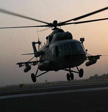 Mi-17-IV helicopter