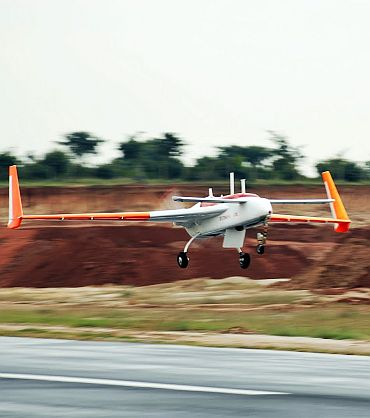 Rustom-1 Unmanned Aerial Vehicle