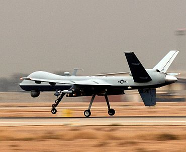 Buoyed by hits, US ups drone strikes in Waziristan