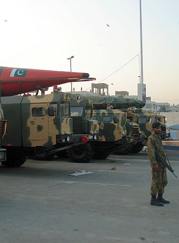 Pakistan's nuclear assets are vulnerable