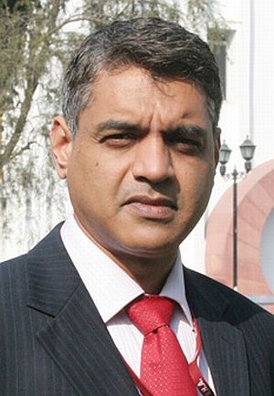 NATGRID CEO Raghu Raman
