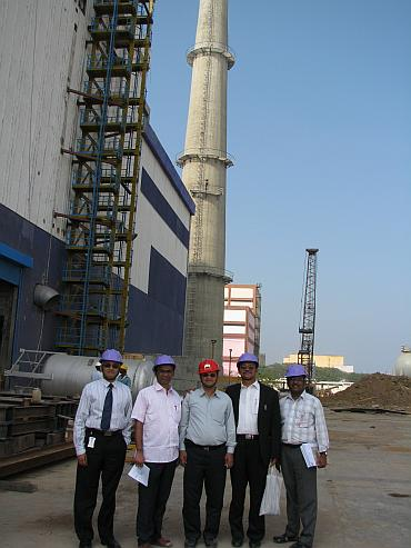 A team of scientists at the Indira Gandhi Centre for Atomic Research at Kalpakkam