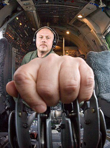 US President's $223 mn 'doomsday plane'