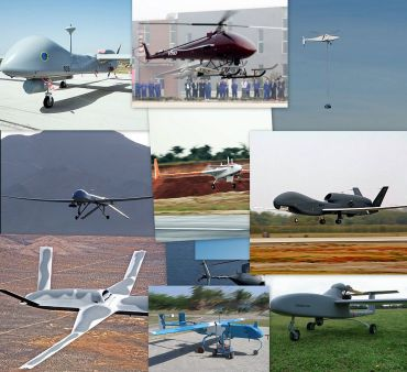 World's best unmanned predators