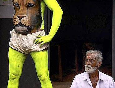 IN PHOTOS! The unusual glimpses from India