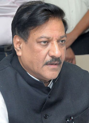 Tried to probe Adarsh … couldn't cross allies … BJP not taking drought seriously … :   Prithviraj Chavan, Congress Leader and Former Chief Minister of Maharashtra