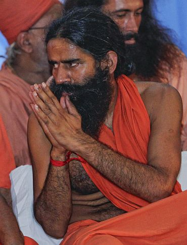 India has woken up to corruption: Ramdev