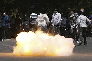 Telangana trashes Congress compromise formula