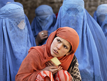 Beleaguered by insurgency, corruption and dire poverty, Afghanistan was ranked as most dangerous to women