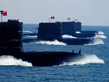 Pakistan plans to buy six state-of-the-art submarines with air independent propulsion (AIP) systems from Beijing