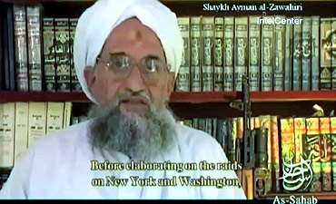 The Al Qaeda's new chief Ayman al-Zawahiri