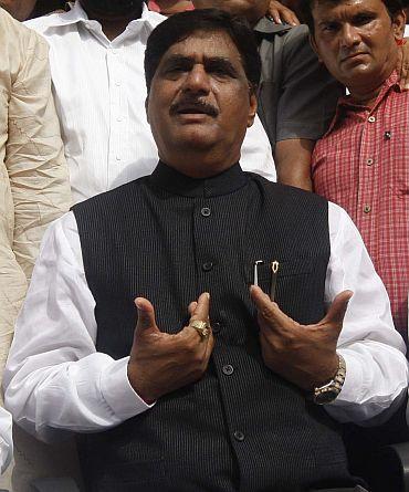 BJP leader Gopinath Munde.