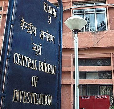 The CBI headquarter