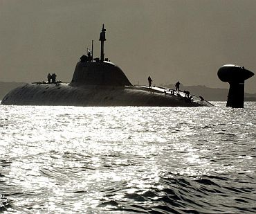Coming to India: Russia's 'quietest' submarine
