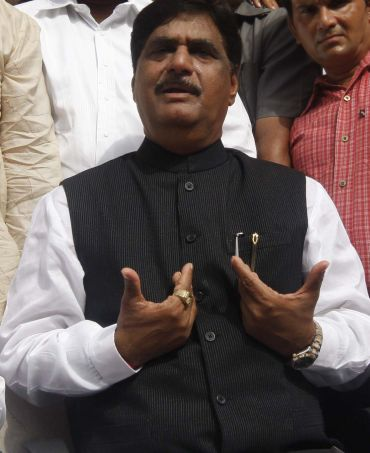 BJP leader Gopinath Munde