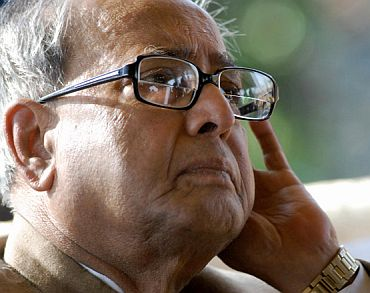 Is it that easy to access and bug Pranab's office?