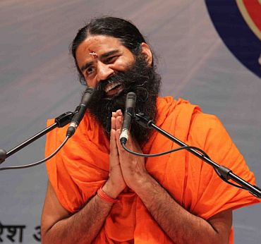 Next on Ramdev's agenda: Free housing scheme