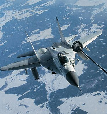 'All-round development of IAF is in the offing'