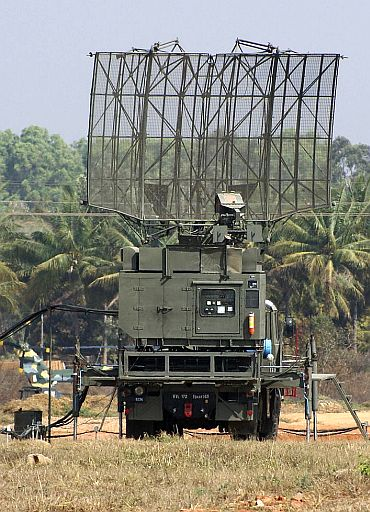 India had bought three radar-equipped aerostats from Rafael in 2005