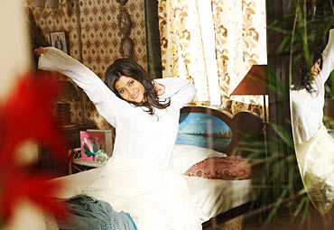Konkona Sen Sharma in Luck By Chance