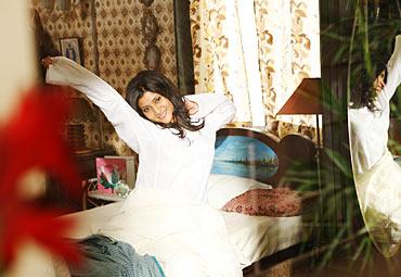 Konkona Sen Sharma in Luck By Chance