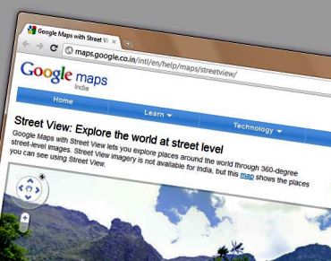 Google vs government war over Street View