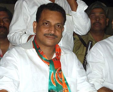BJP spokesperson Rajiv Pratap Rudy