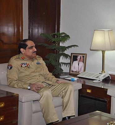 General Khalid Shameem Wynne