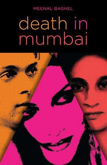 The cover of Meenal Baghel's book 'Death In Mumbai'
