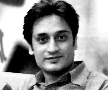 Television executive Neeraj Grover