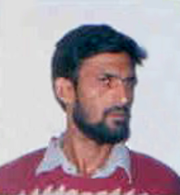 Mehboob Khalid Chanda has been awarded a death sentence