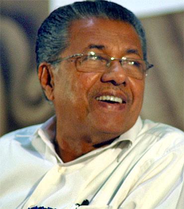 Kerala CPI-M Secretary Pinary Vijayan