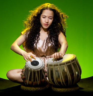 Suphala is one of the most versatile young tabla artists