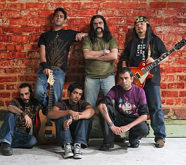 Rock band Parikrama