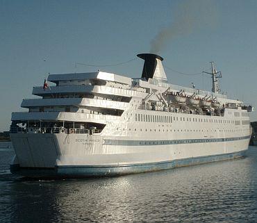 The MV Scotia Price