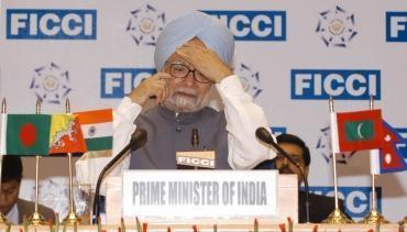 A file photo of Prime Minister Manmohan Singh