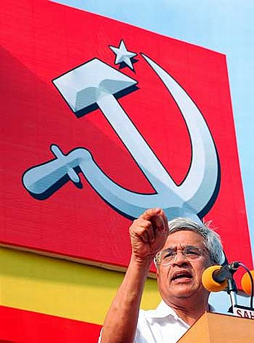 CPI-M General Secretary Prakash Karat