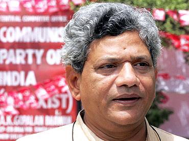 CPI-M leader Sitaram Yechury