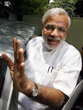 'Narendra Modi can be a good Army commander'