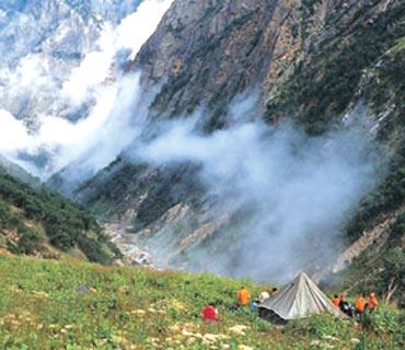 Kedar Ganga Valley, Garhwal