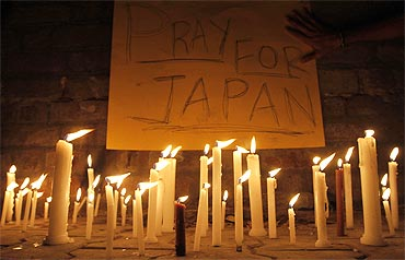 World prays as Japan fights a catastrophe
