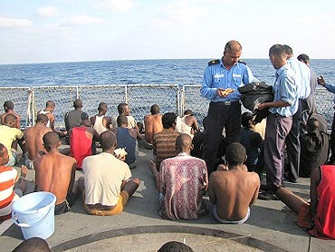 61 pirates nabbed onboard 'mother vessel' Vega 5