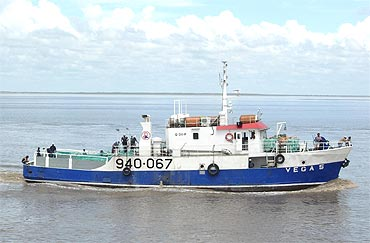 Vega 5, a Mozambique flagged fishing vessel was hijacked on December 28, 2010 and has thereafter been used as 'mother vessel' for piracy operations